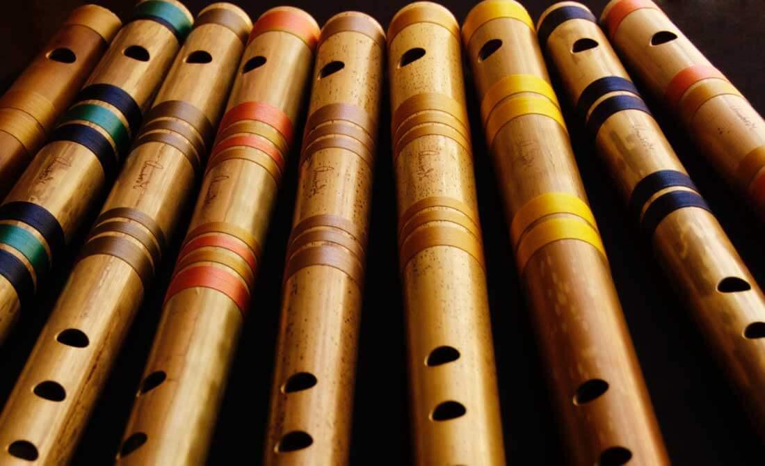 Anubodh Bansuri Flutes