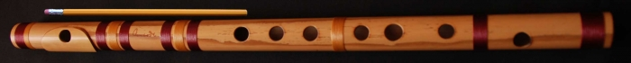 D Medium Bansuri