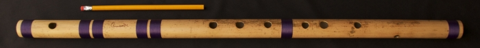 G Bass Bansuri